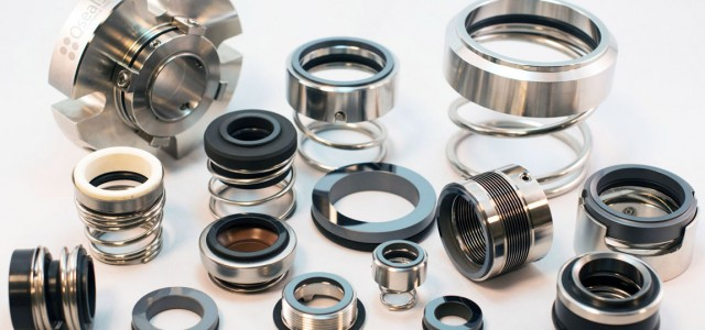 Levering mechanical seals